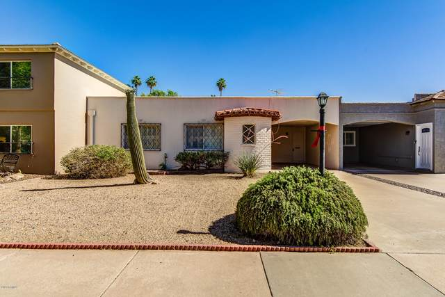 7657 E Rancho Vista Drive, Scottsdale, AZ 85251 (MLS #6084123) :: Scott Gaertner Group