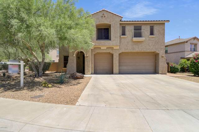 5141 W Swayback Pass, Phoenix, AZ 85083 (MLS #6084136) :: The W Group