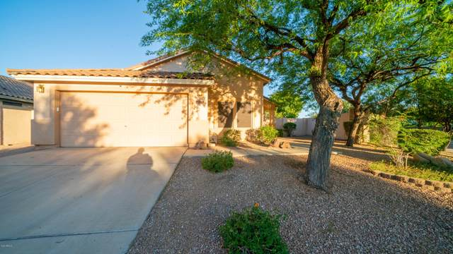 2223 S Faith, Mesa, AZ 85209 (MLS #6084148) :: Yost Realty Group at RE/MAX Casa Grande