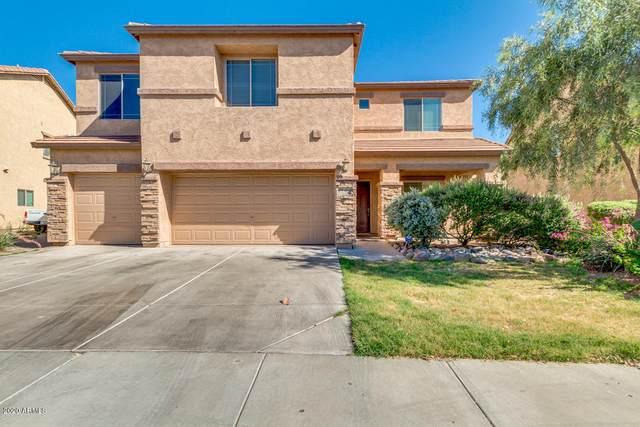 9319 W Bennet Plaza, Phoenix, AZ 85037 (MLS #6084182) :: The W Group
