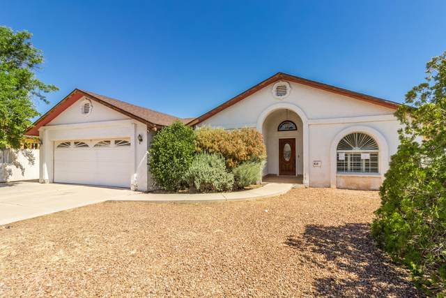 416 E 5th Street, Eloy, AZ 85131 (MLS #6084183) :: Brett Tanner Home Selling Team