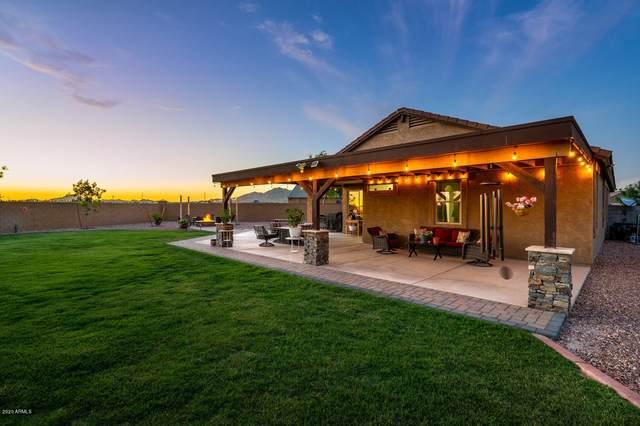 23895 W Magnolia Drive, Buckeye, AZ 85326 (MLS #6084185) :: Klaus Team Real Estate Solutions