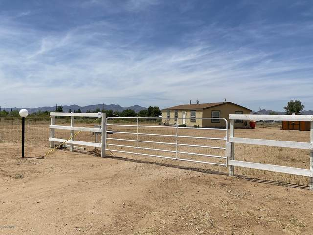 543 S Verde Road, Golden Valley, AZ 86413 (MLS #6084211) :: The Bill and Cindy Flowers Team