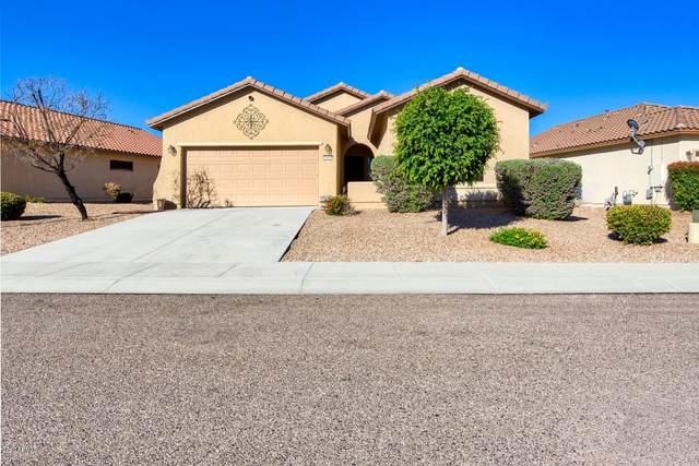 5463 Los Gatos Court, Sierra Vista, AZ 85635 (MLS #6084217) :: Service First Realty