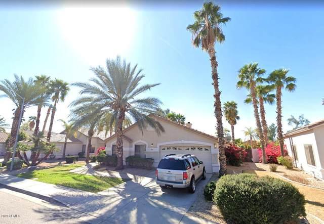7423 W Trails Drive, Glendale, AZ 85308 (MLS #6084222) :: The W Group