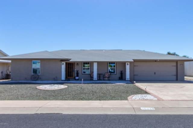 16218 N Lakeforest Drive, Sun City, AZ 85351 (MLS #6084226) :: Revelation Real Estate