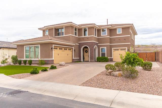 3061 E Pearl Street, Mesa, AZ 85213 (MLS #6084227) :: Selling AZ Homes Team