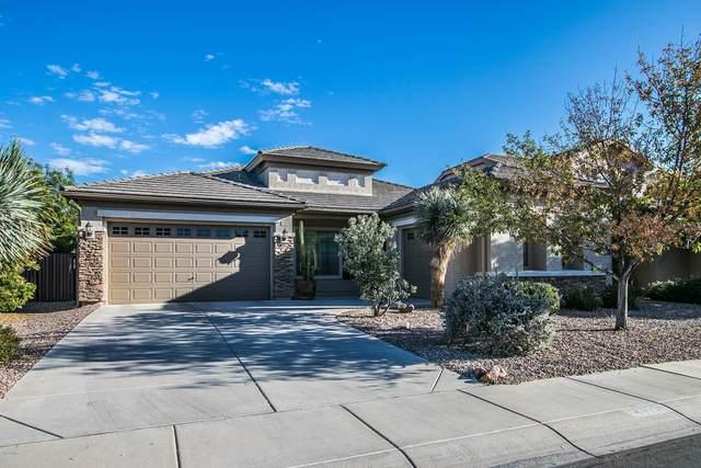 44564 W Garden Lane, Maricopa, AZ 85139 (MLS #6084235) :: The W Group