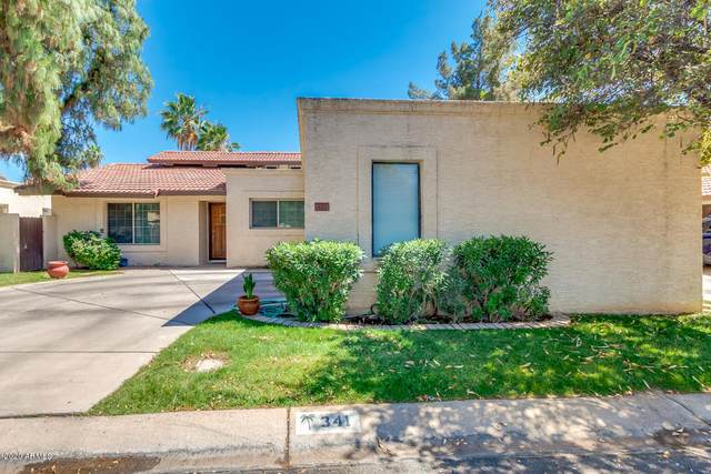 341 E Tremaine Avenue, Gilbert, AZ 85234 (MLS #6084240) :: Riddle Realty Group - Keller Williams Arizona Realty