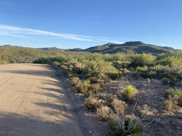 0 W Founder Trail, Kirkland, AZ 86332 (MLS #6084256) :: Revelation Real Estate