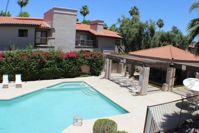 9460 N 92ND Street #203, Scottsdale, AZ 85258 (MLS #6084259) :: Brett Tanner Home Selling Team