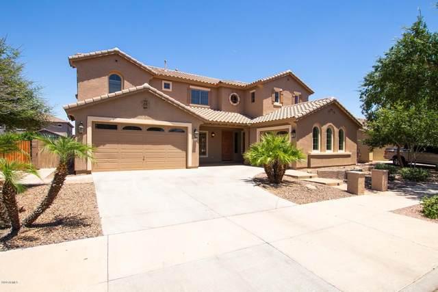 19026 E Raven Drive, Queen Creek, AZ 85142 (MLS #6084263) :: The Property Partners at eXp Realty