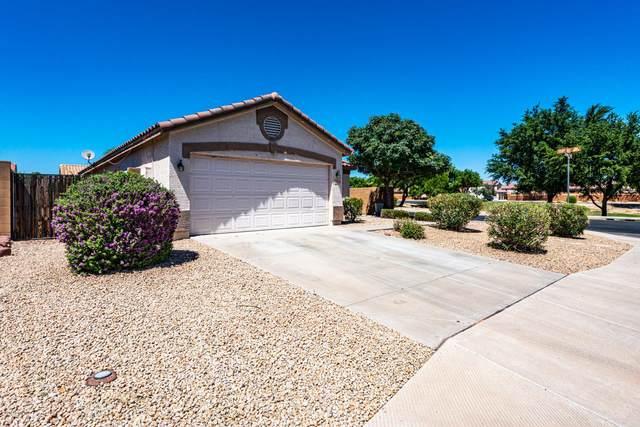 15720 W Crocus Drive, Surprise, AZ 85379 (MLS #6084295) :: Devor Real Estate Associates