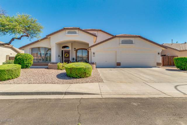 2113 E Folley Street, Chandler, AZ 85225 (MLS #6084297) :: Devor Real Estate Associates