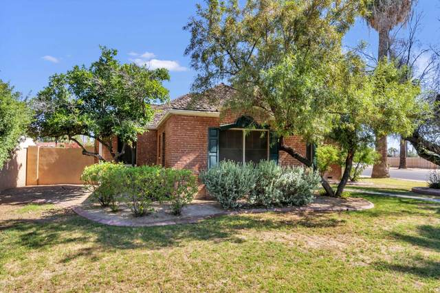 130 E Alvarado Road, Phoenix, AZ 85004 (MLS #6084298) :: Lifestyle Partners Team
