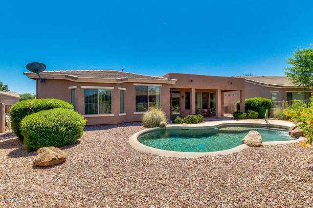 20129 N Big Dipper Drive, Maricopa, AZ 85138 (MLS #6084301) :: The W Group