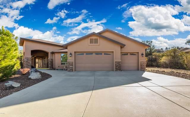 985 Studebaker Way, Prescott, AZ 86301 (MLS #6084319) :: Revelation Real Estate