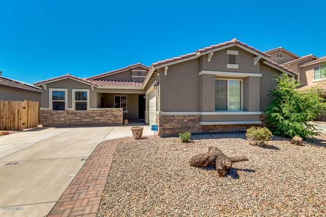 42539 W Chimayo Drive, Maricopa, AZ 85138 (MLS #6084351) :: The W Group