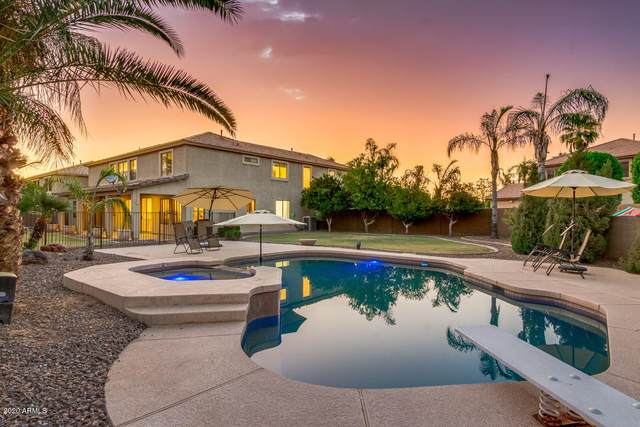 379 E Phelps Street, Gilbert, AZ 85295 (#6084357) :: Luxury Group - Realty Executives Arizona Properties