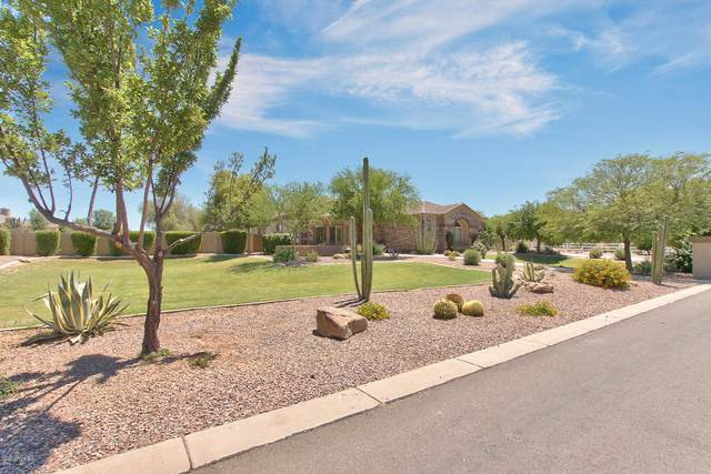 21407 E Excelsior Avenue, Queen Creek, AZ 85142 (MLS #6084367) :: The Bill and Cindy Flowers Team