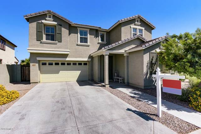 3546 N Los Alamos, Mesa, AZ 85213 (MLS #6084368) :: Brett Tanner Home Selling Team