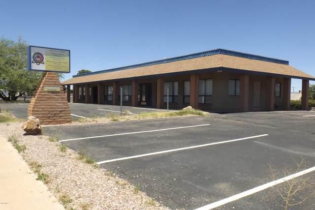 155 Bartow Drive, Sierra Vista, AZ 85635 (MLS #6084375) :: Service First Realty