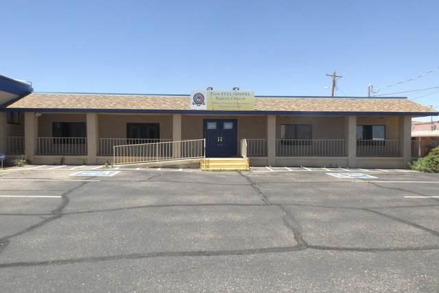 88 S 1st Street, Sierra Vista, AZ 85635 (MLS #6084376) :: Service First Realty