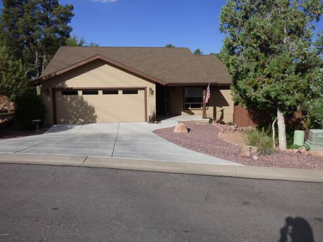 314 S Golden Bear Point, Payson, AZ 85541 (MLS #6084385) :: Yost Realty Group at RE/MAX Casa Grande