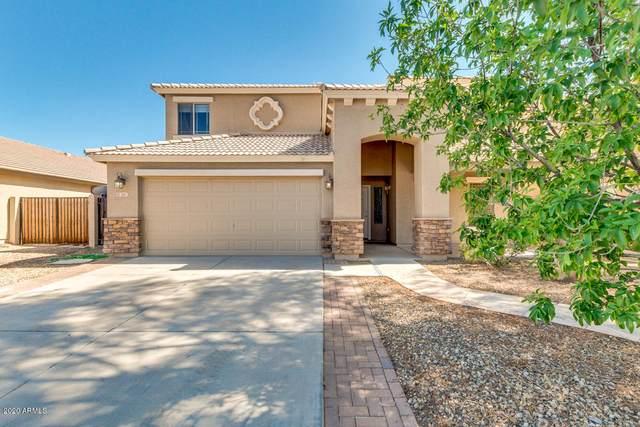 3167 E Desert Moon Trail, San Tan Valley, AZ 85143 (MLS #6084387) :: My Home Group