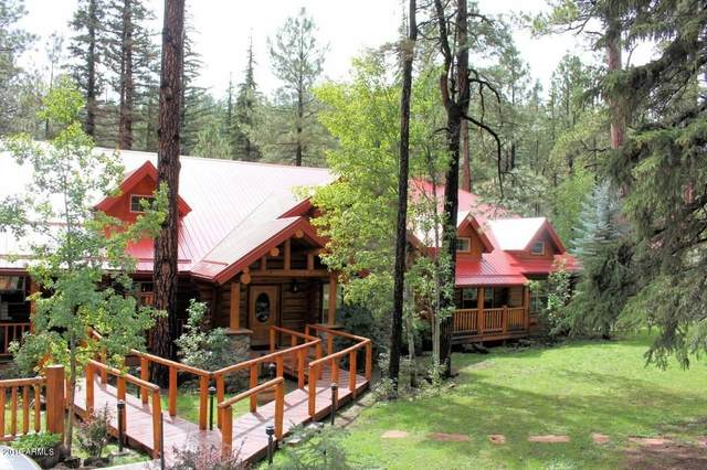 8 County Road 1120 Street, Greer, AZ 85927 (MLS #6084410) :: Midland Real Estate Alliance