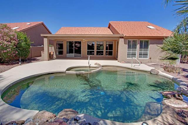 25003 S Lakestar Drive, Sun Lakes, AZ 85248 (MLS #6084418) :: The W Group