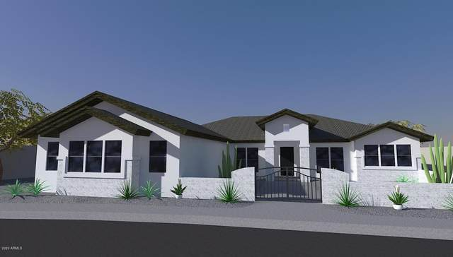 Lot 8 S Deer Ridge Trail, Hereford, AZ 85615 (MLS #6084422) :: Service First Realty