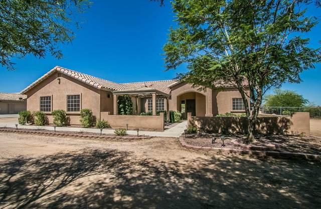26608 S 195TH Street, Queen Creek, AZ 85142 (MLS #6084434) :: Lux Home Group at  Keller Williams Realty Phoenix