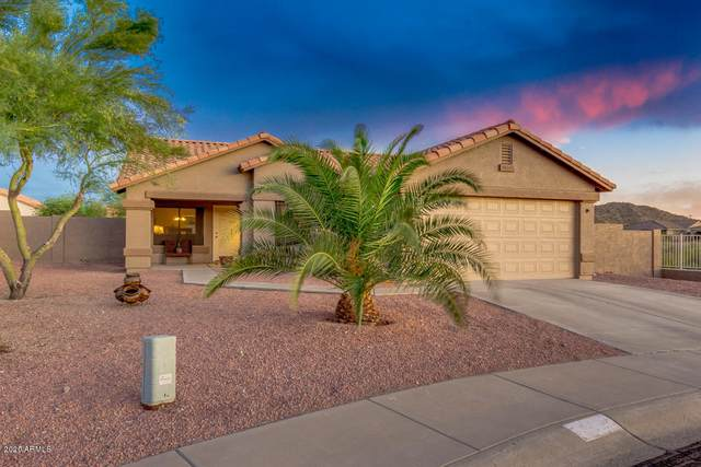 18021 W Canyon Court, Goodyear, AZ 85338 (MLS #6084435) :: Long Realty West Valley