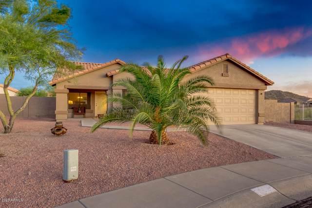 18021 W Canyon Court, Goodyear, AZ 85338 (MLS #6084435) :: The Daniel Montez Real Estate Group