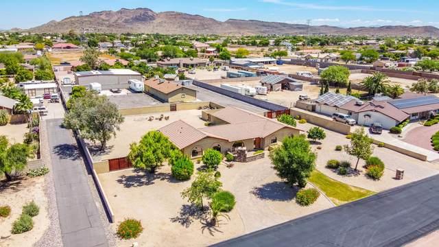 4930 W Park View Lane, Glendale, AZ 85310 (MLS #6084443) :: Devor Real Estate Associates