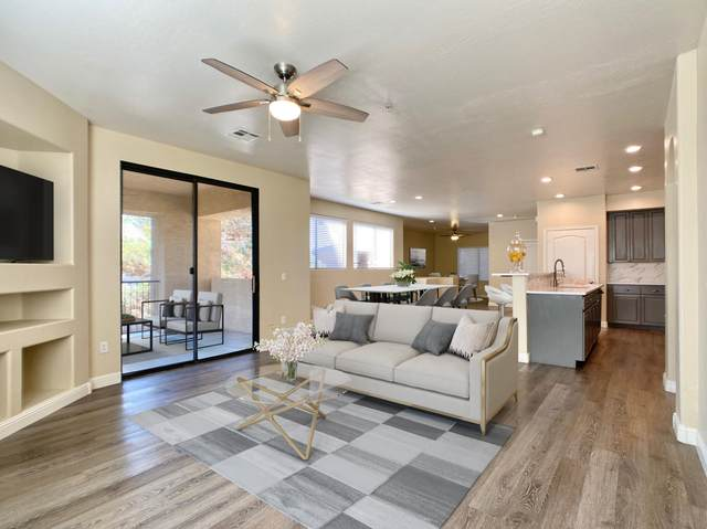 705 W Queen Creek Road #2168, Chandler, AZ 85248 (MLS #6084453) :: Devor Real Estate Associates