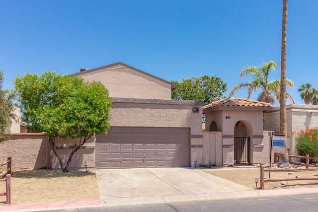 619 E Jensen Street #60, Mesa, AZ 85203 (MLS #6084457) :: Revelation Real Estate