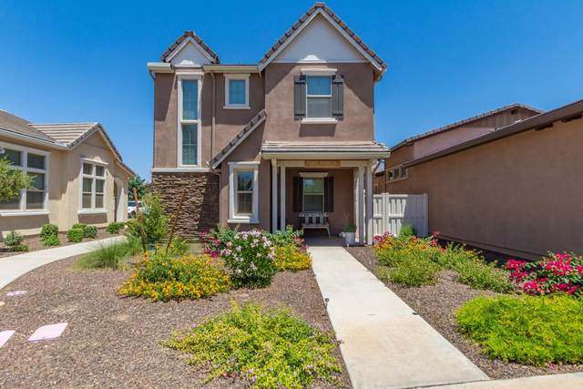 2242 S Agnes Lane, Gilbert, AZ 85295 (MLS #6084463) :: The Laughton Team