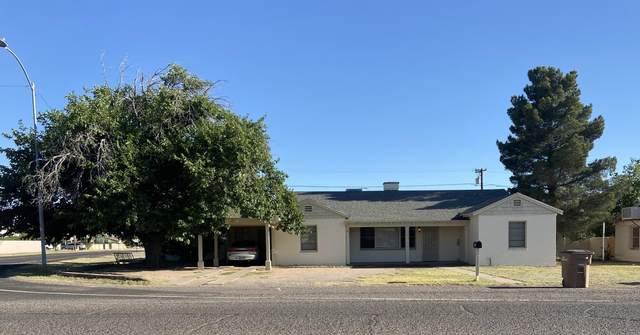1909 E 9TH Street, Douglas, AZ 85607 (MLS #6084474) :: Brett Tanner Home Selling Team