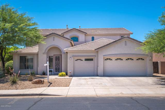 9704 S 46TH Lane, Laveen, AZ 85339 (MLS #6084486) :: The W Group