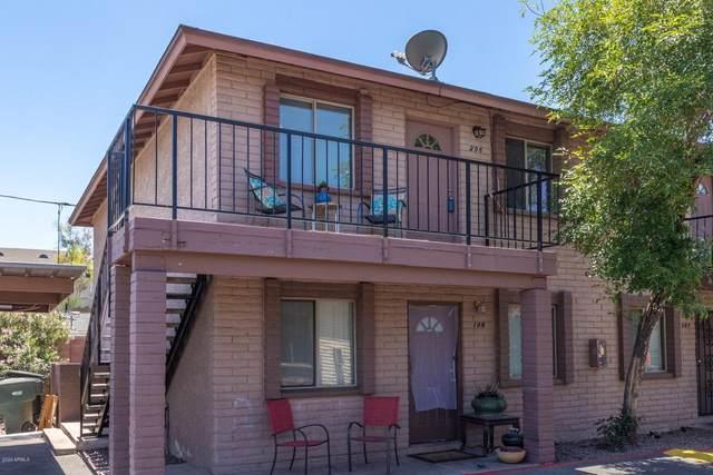 1234 N 36TH Street #206, Phoenix, AZ 85008 (MLS #6084499) :: The Property Partners at eXp Realty