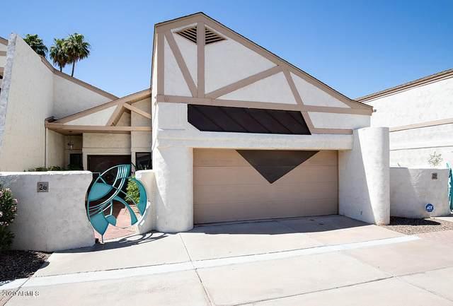 33 W Missouri Avenue #26, Phoenix, AZ 85013 (MLS #6084514) :: The Property Partners at eXp Realty