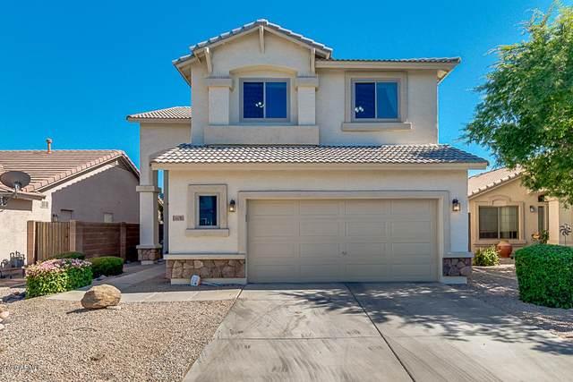 44795 W Zion Road, Maricopa, AZ 85139 (MLS #6084517) :: The W Group