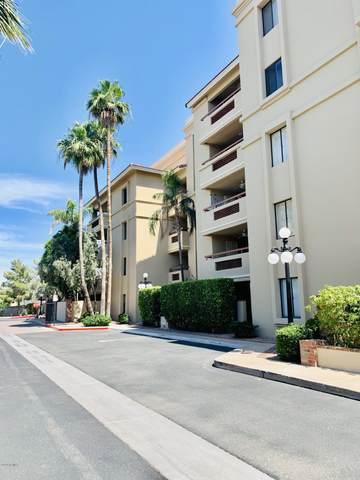 4200 N Miller Road #126, Scottsdale, AZ 85251 (MLS #6084547) :: The Laughton Team
