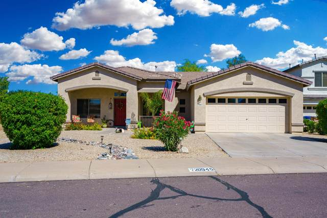 20945 E Shetland Street, Queen Creek, AZ 85142 (MLS #6084553) :: Devor Real Estate Associates