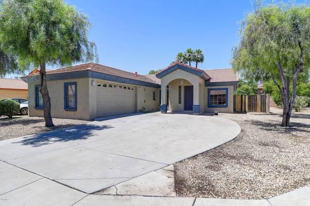 3038 N 85TH Lane, Phoenix, AZ 85037 (MLS #6084566) :: Riddle Realty Group - Keller Williams Arizona Realty