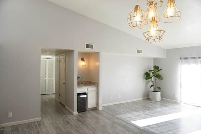 2041 N 87TH Way #112, Scottsdale, AZ 85257 (MLS #6084569) :: Homehelper Consultants