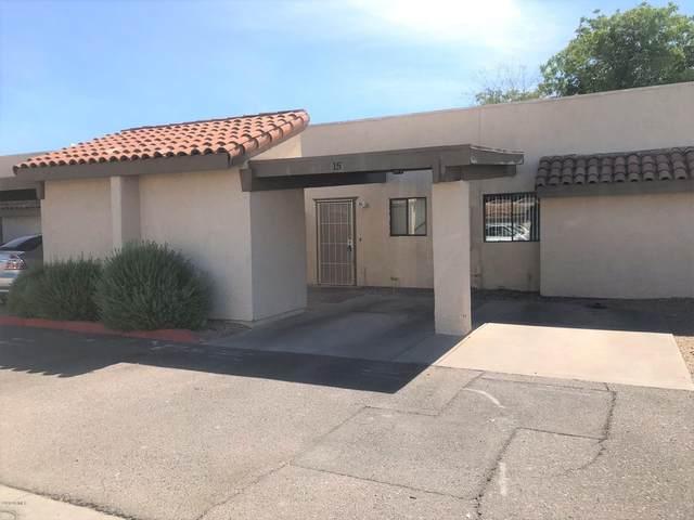 2409 W Campbell Avenue #15, Phoenix, AZ 85015 (MLS #6084572) :: Long Realty West Valley