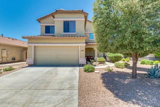 45105 W Paraiso Lane, Maricopa, AZ 85139 (MLS #6084586) :: The W Group